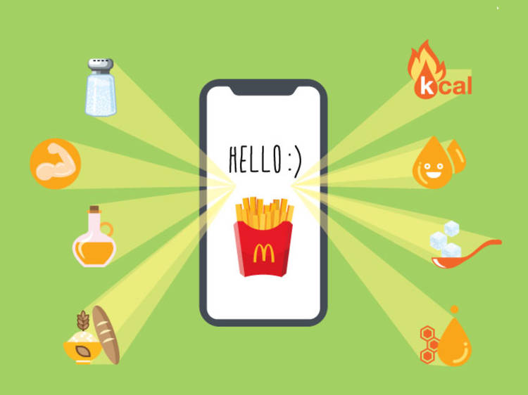 Which McDonald's meals have the lowest calories?