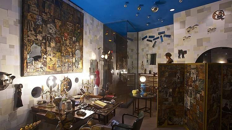 Despacho Ramón de la Cruz, Museo de Arte Contemporáneo