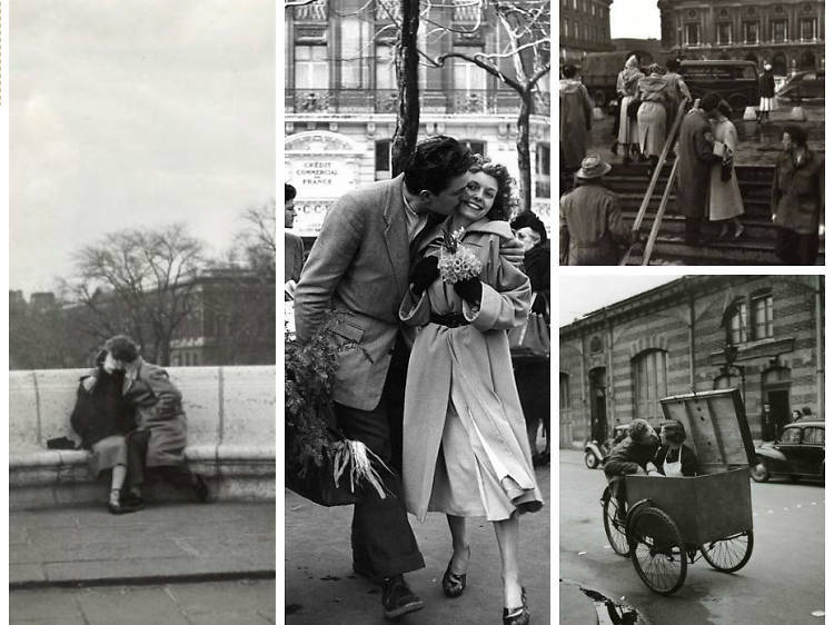 © Robert Doisneau/ Montage Time Out