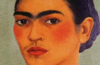 Autorretrato de Frida Kahlo