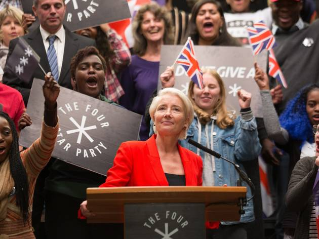 Televisão, Série, Years and Years (2019)