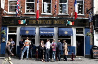 French House pub in Soho