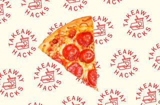 Takeaway Hacks Pizza