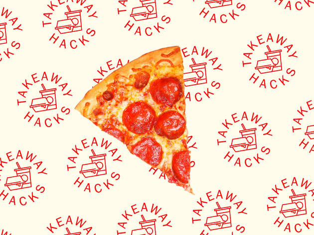 Takeaway Hacks Pizza