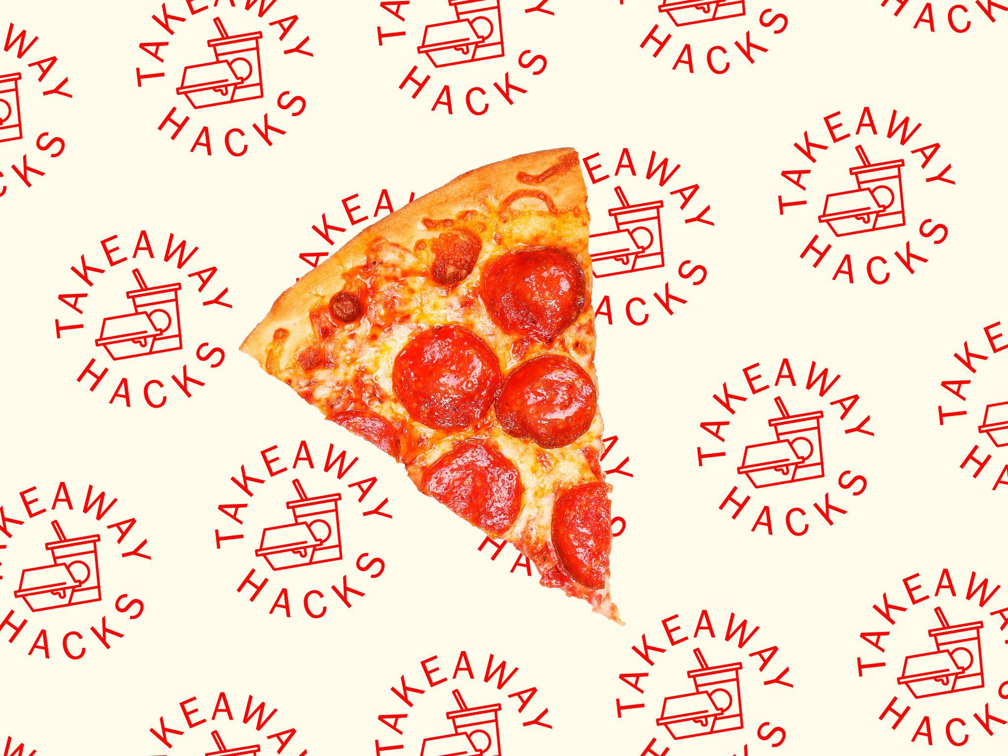 ロンドン流、持ち帰りピザのちょい足しレシピ 12選