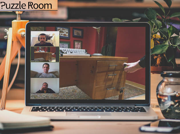 Puzzle Room o Assalto Virtual