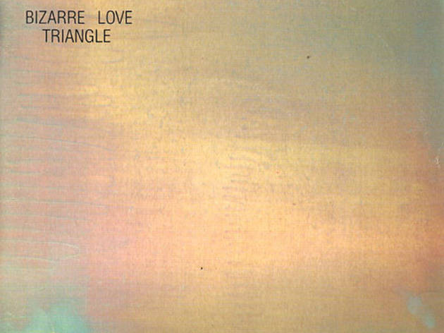 'Bizarre Love Triangle', New Order