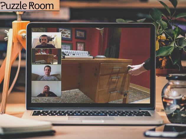 Puzzle Room virtual