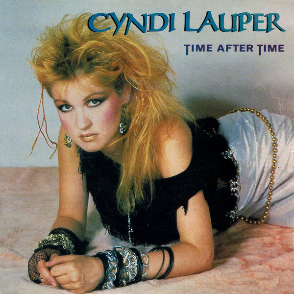 'Time After Time', Cyndi Lauper