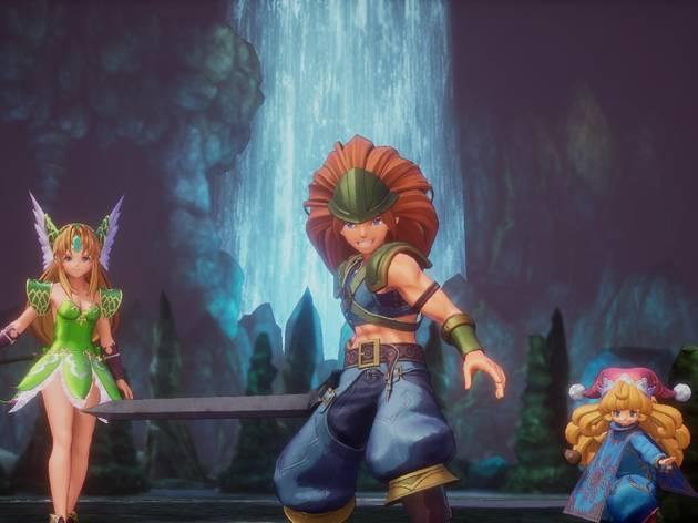 Jogos, VídeoJogos, Entretenimento, Trials of Mana (2020)