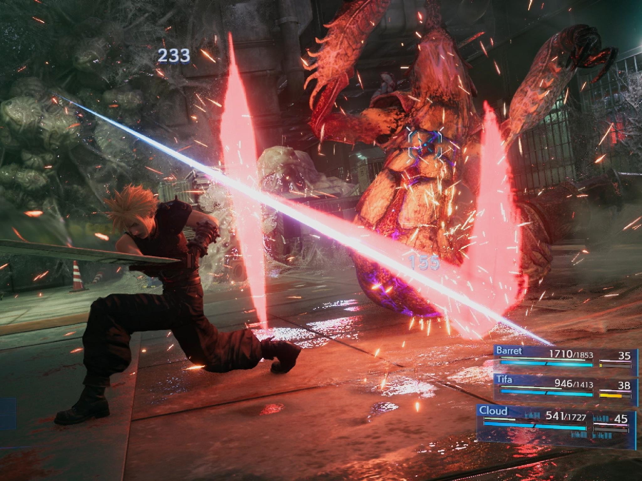 Jogos, VídeoJogos, Entretenimento, Final Fantasy VII Remake (2020)