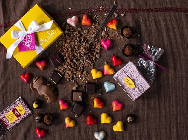 chocolat uzma, uzma, chocolate, chocolate shop, sweets, dessert