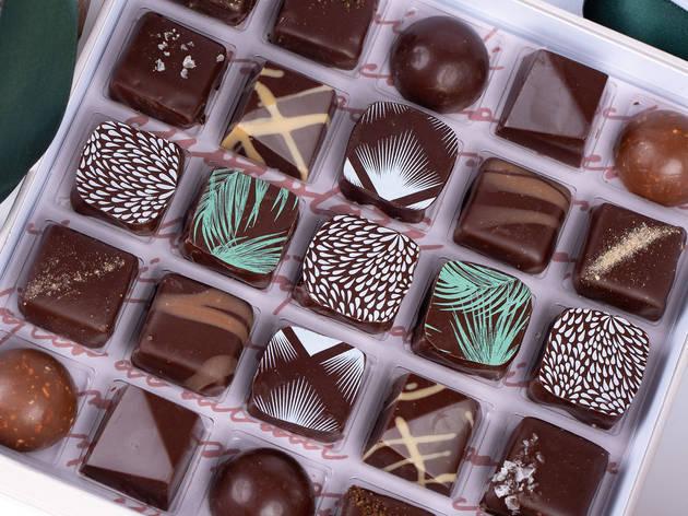 Garcia Nevett, chocolate, chocolate shop, sweets, dessert