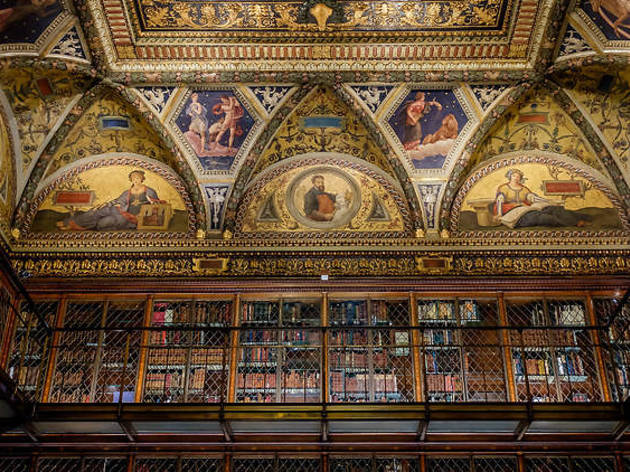 pierpont morgan library