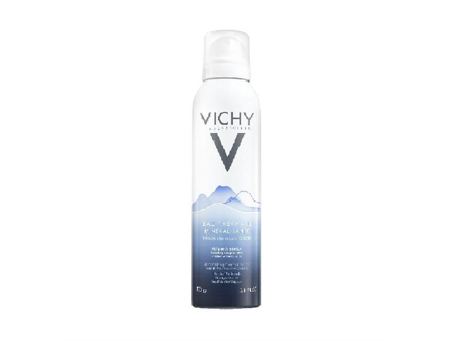 Vichy, água termal, pele, beleza