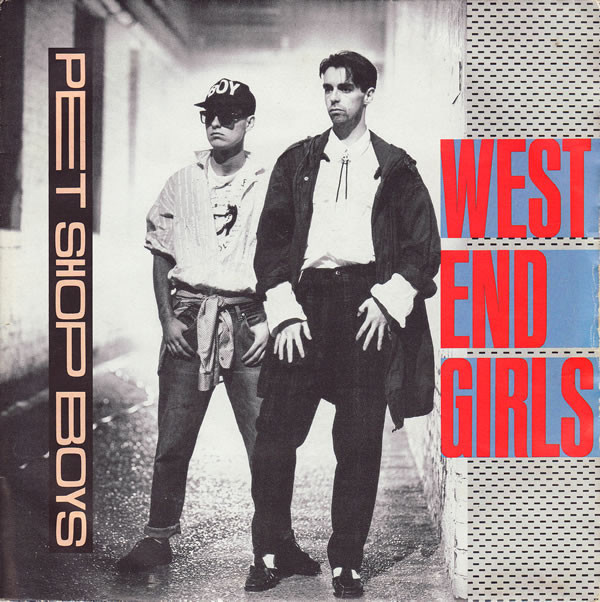 'West End Girls', Pet Shop Boys