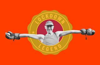 Lockdown Legend