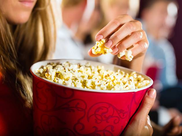 Chicago movie theaters are offering popcorn and concessions to go