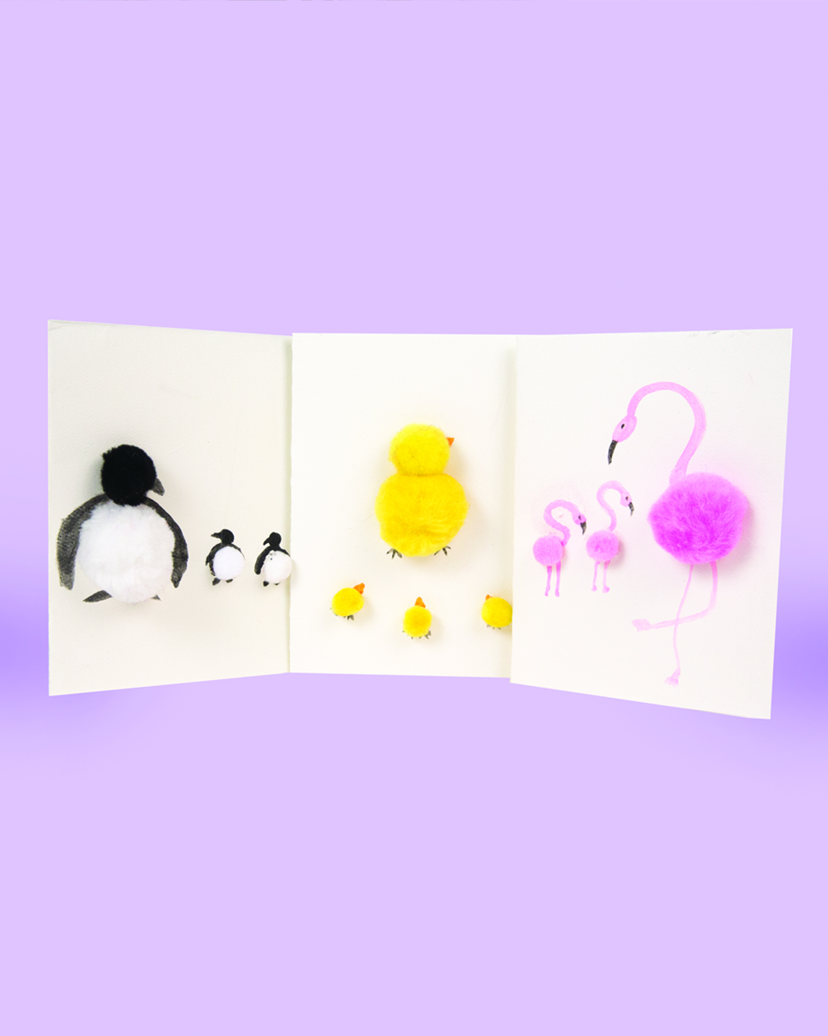 mother's day animal cards