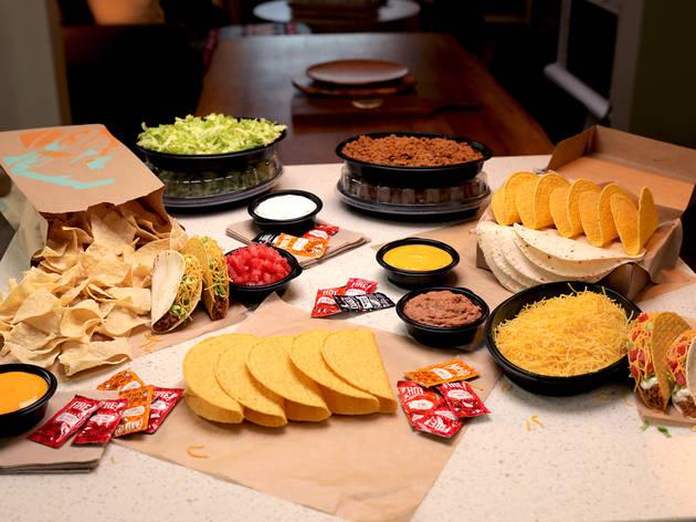taco bell, taco bell corp., tacos, taco kit