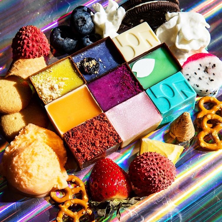 bon bon bon, chocolate, chocolates, sweets, dessert, detroit