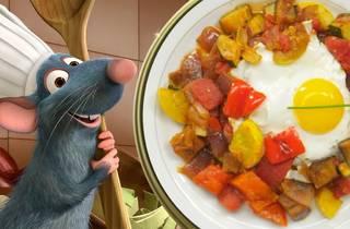Recetas fáciles con personajes de Pixar