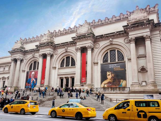 New York, The Metropolitan Museum Of Art, drawing, botanical study, flowers