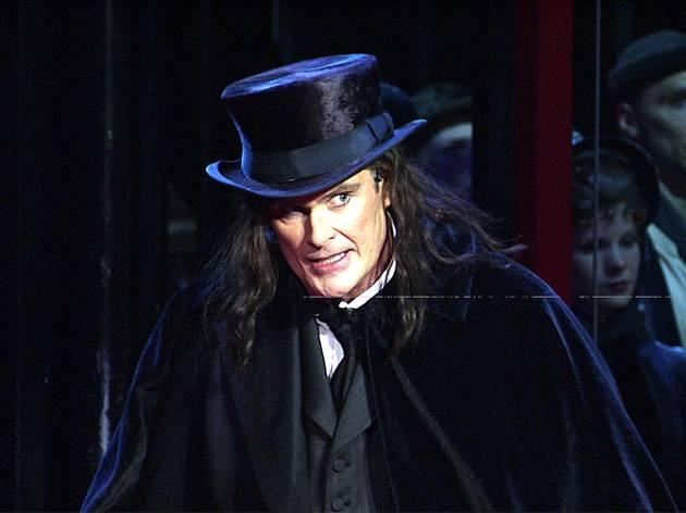 David Hasselhoff in Jekyll & Hyde