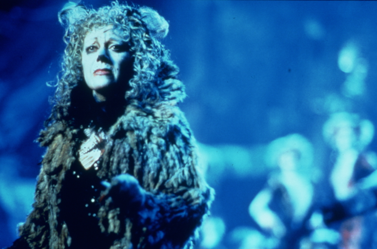 Elaine Paige in Cats