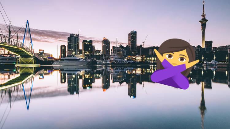 No travel between Aus and NZ