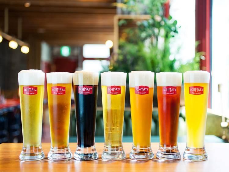 SCHMATZ BEER DINING 赤坂