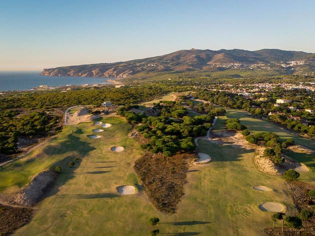 Campo de golfe Oitavos dune