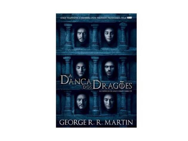 Livros, George R.R. Martin, A Dança dos Dragões