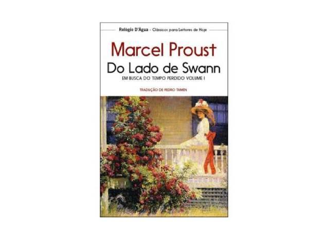Livros, Em Busca do Tempo Perdido, Marcel Proust
