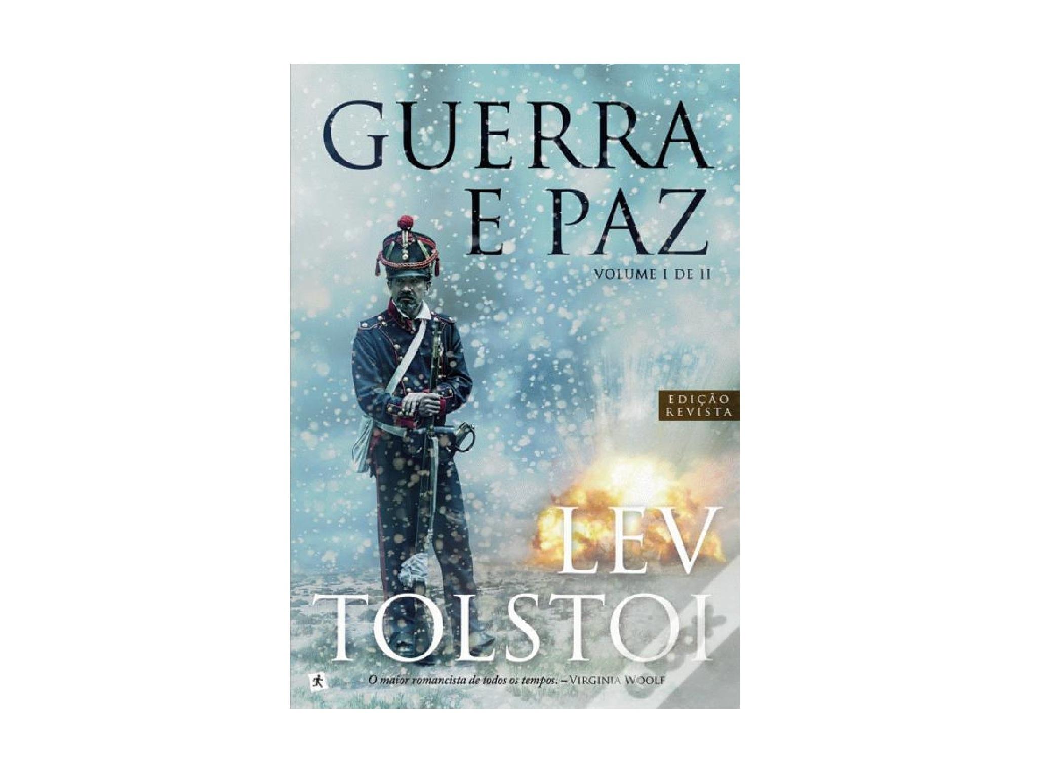 Livros, Guerra e Paz, Lev Tolstoi