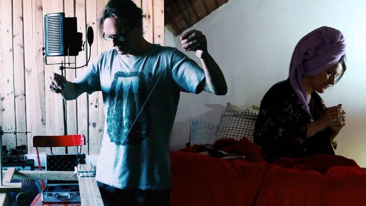 Música, Três Tristes Tigres, Ana Deus, Alexandre Soares