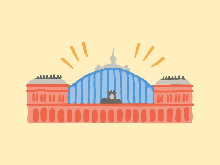 Aries: Estación de Atocha