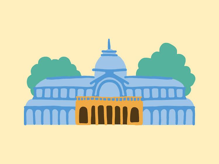 Cáncer: Palacio de Cristal