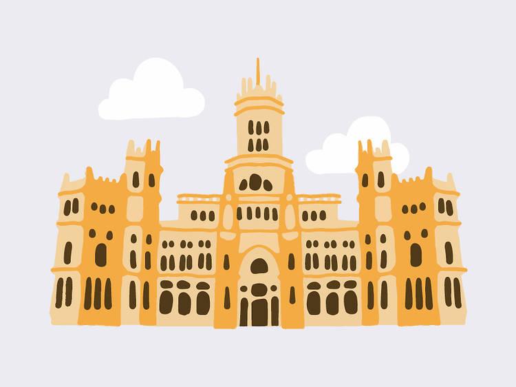 Virgo: Palacio de Cibeles