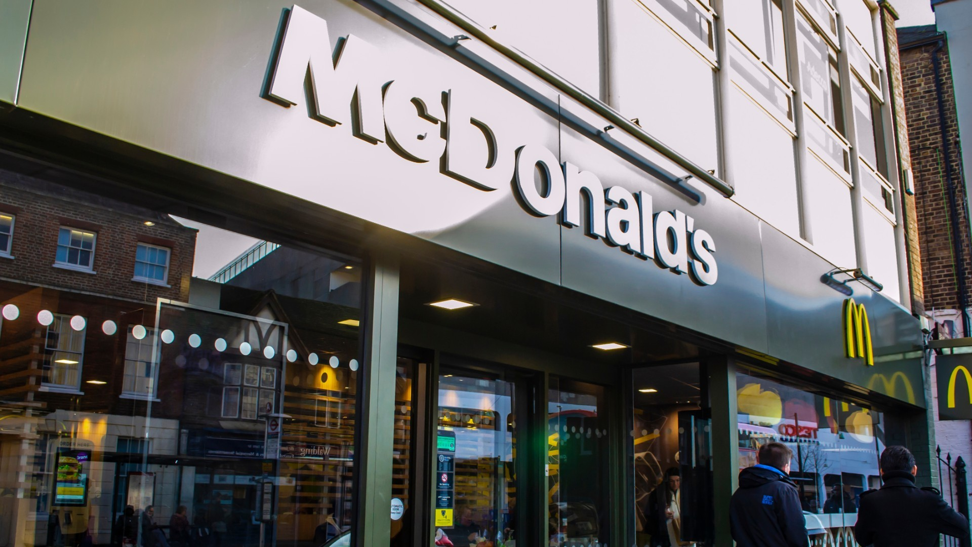 McDonald's is reopening nearly 1,000 of its UK restaurants this week