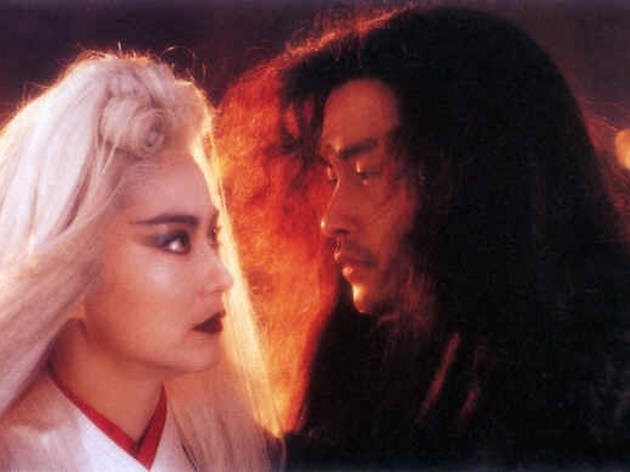 the bride with white hair 1993