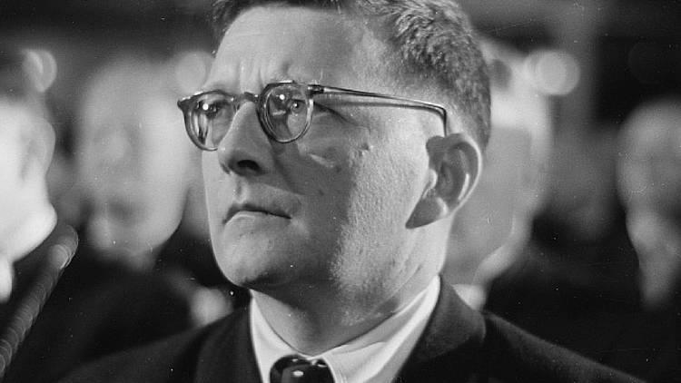 Música, Compositor, Dmitri Shostakovich