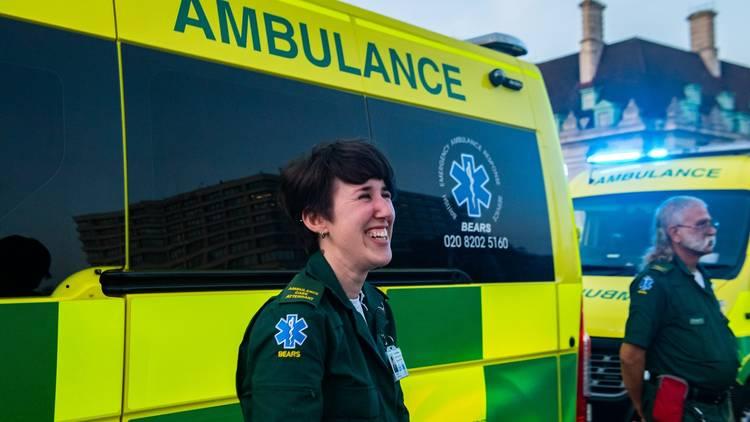 London's ambulance service