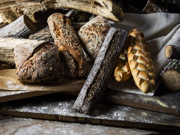 Levaduramadre breads