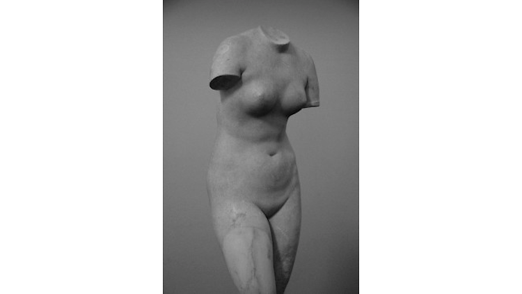 'Aphrodite', Musée de Pergame, Berlin / Photo : © Damon Tighe