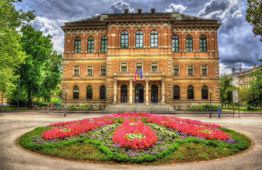 Strossmayer Gallery of Old Masters / Croatian Academy of Sciences and Arts in Zagreb