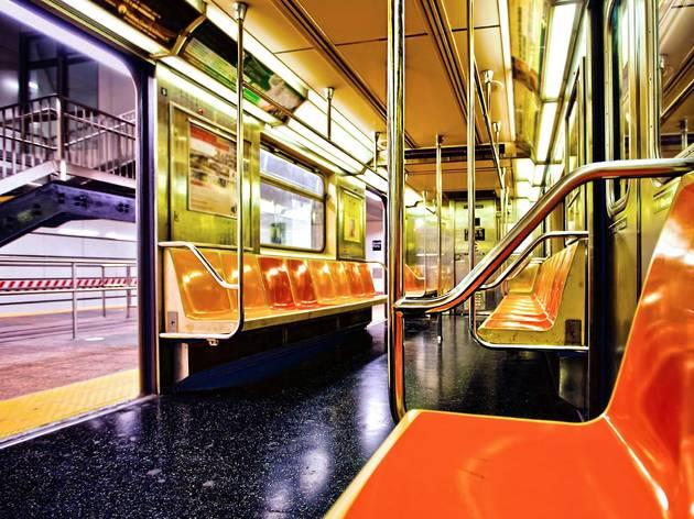 coronavirus, pandemic, President Trump, subway, MTA