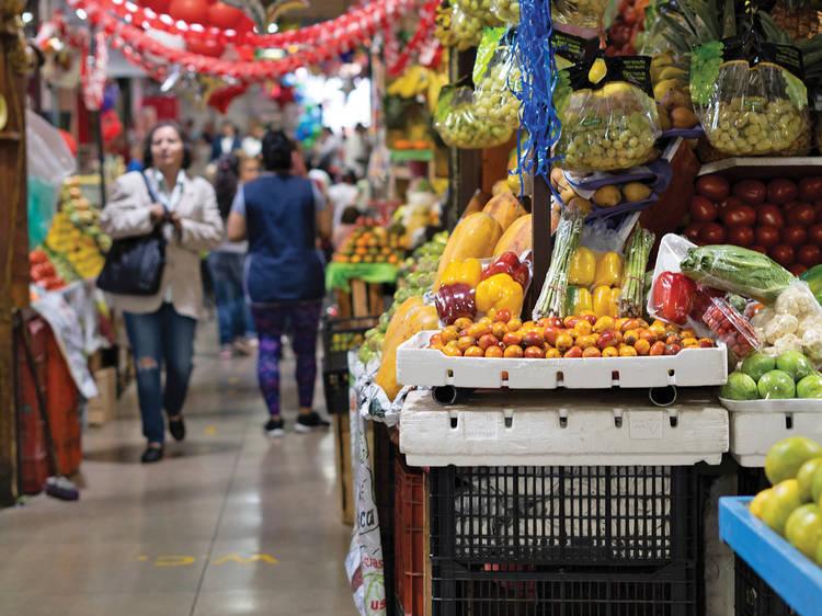 Mercado de San Ángel
