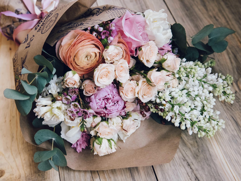 flowers , bouquet