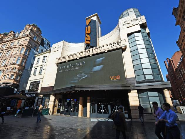 Vue West End cinema